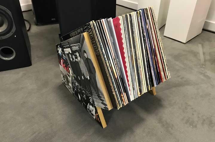 Porta dischi in vinile - Porta dischi vinile ...